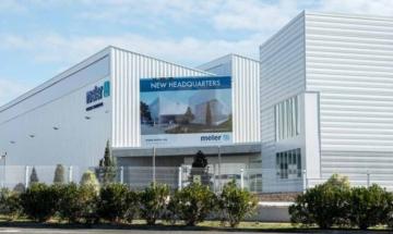 Inauguration des nouvelles installations de Focke Meler