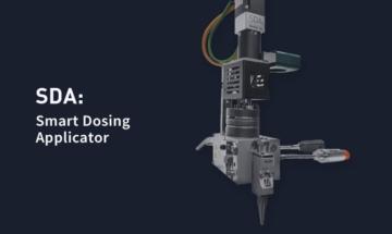 Der perfekte Partner für die Anwendung von Klebstoffen in der Industrie 4.0