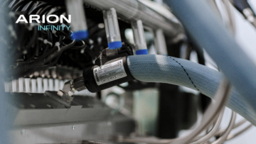 ARION INFINITY: specialised hoses for adhesive care