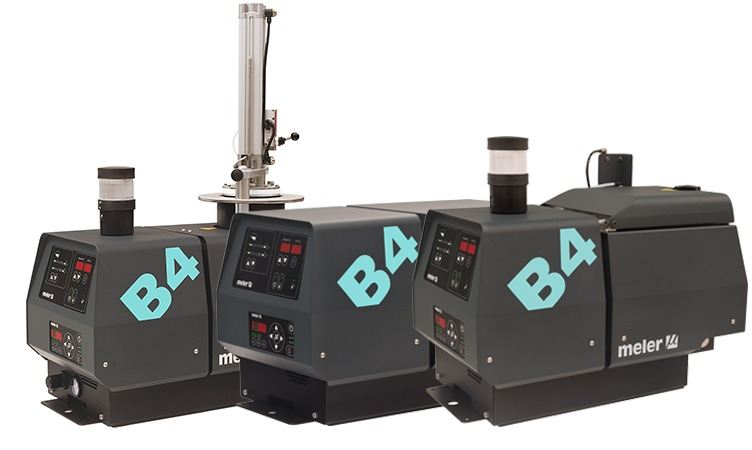 Meler improves its B4 range of melters for low and medium consumption