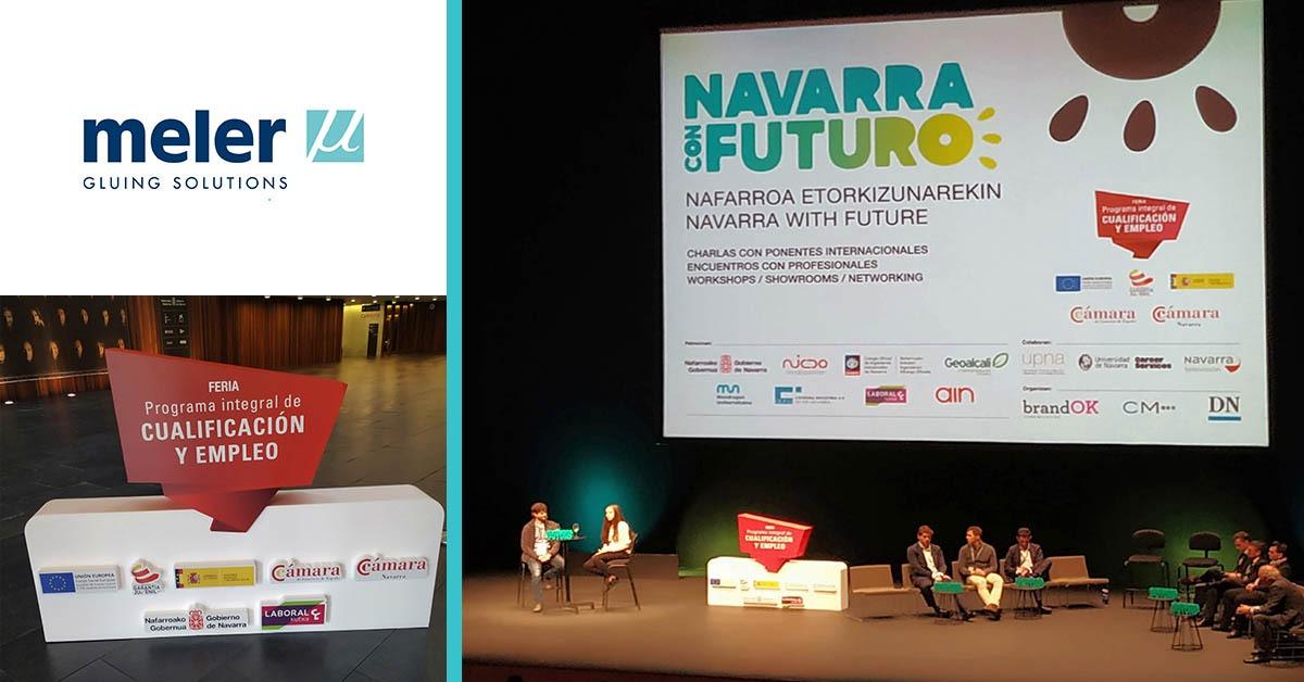 Meler por una Navarra con Futuro