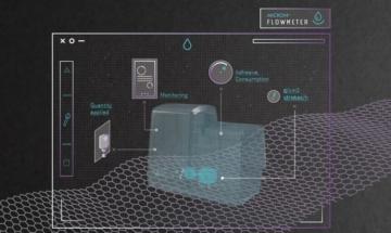 Micron+ Flowmeter: jeder Tropfen zählt