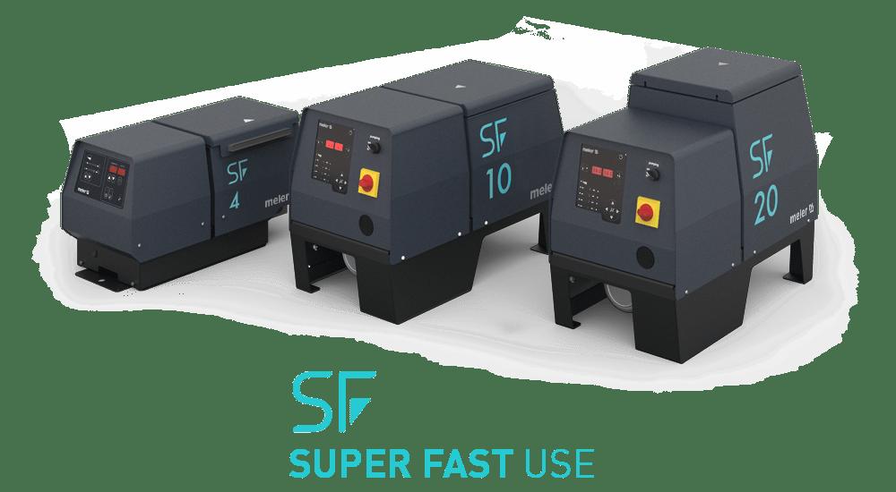 I tuoi fusori funzionano con SUPER FAST USE?