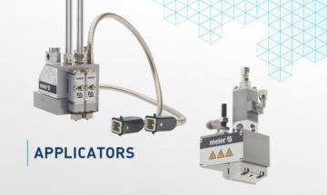 Discover the new Meler applicators for coating and swirl applications