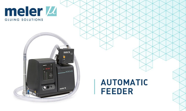 Automatic feeder: a safe, efficient and non-contaminating system