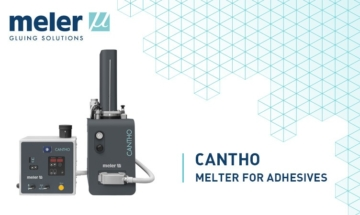Cantho: A melter for high-viscosity adhesives