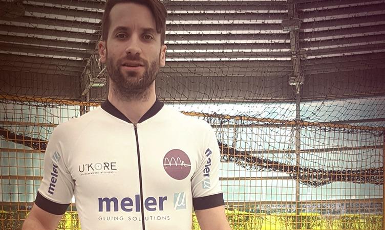 Wheeled up! Focke Meler sponsors the skater Mikel Alzueta