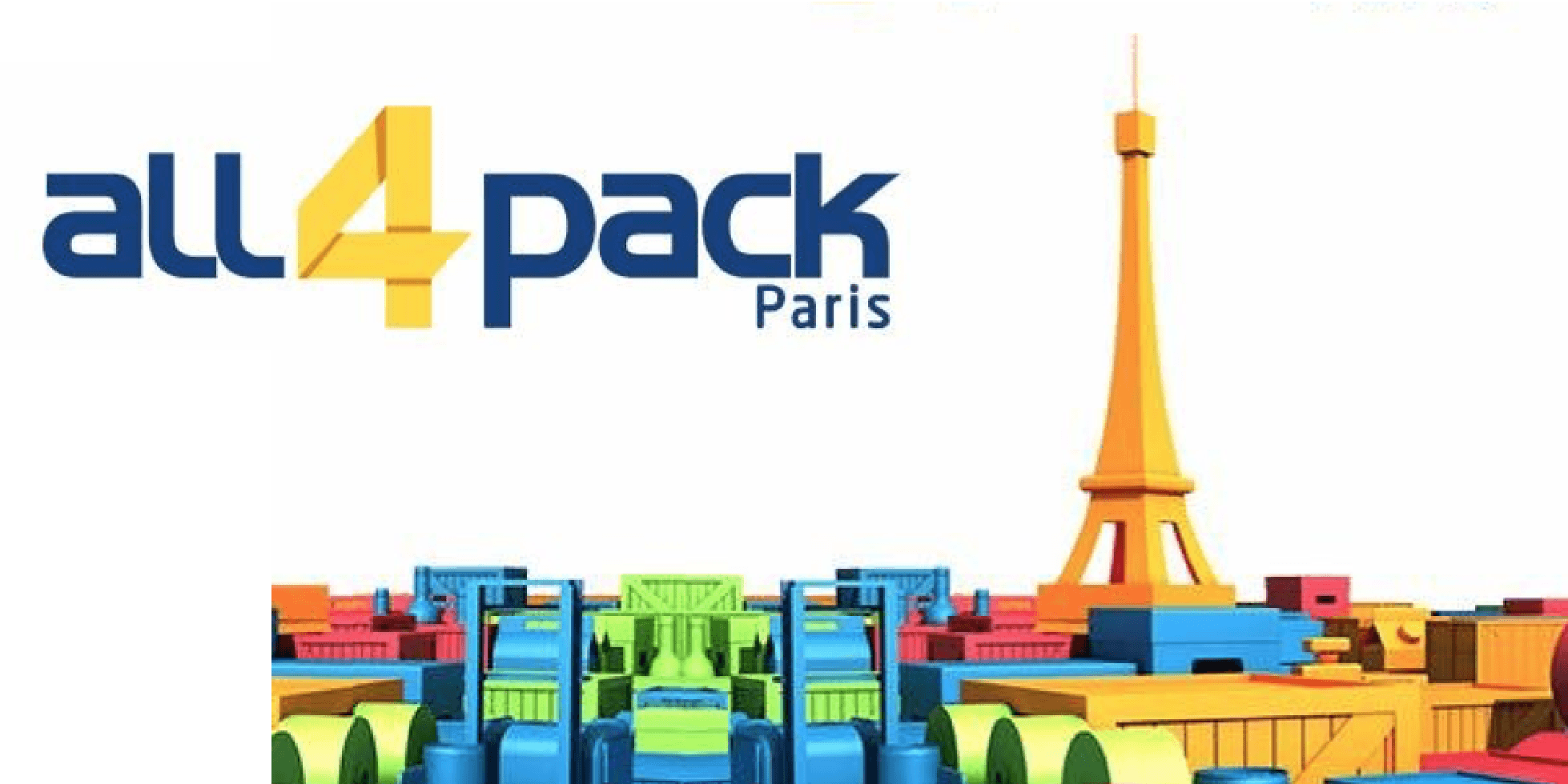 Focke Meler will attend the ALL4PACK packaging trade show in Paris.