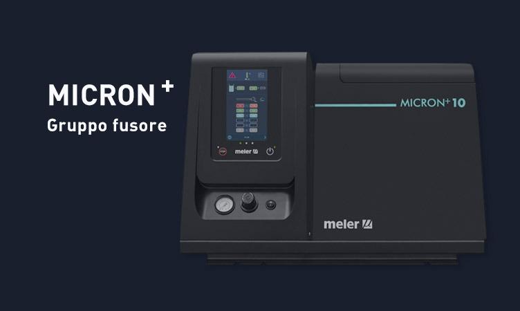 Nasce il gruppo fusore dell'Industria 4.0: arriva Micron +