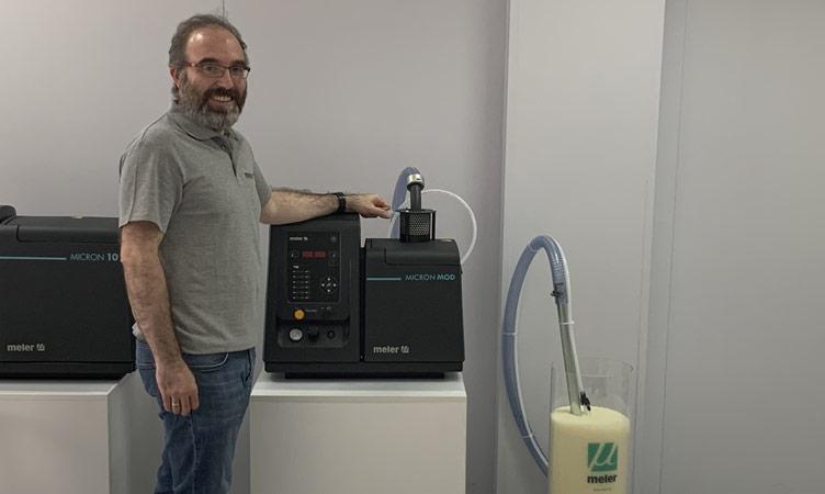 On-demand-Melt-Technologie: Wir streben nach höchster Effizienz