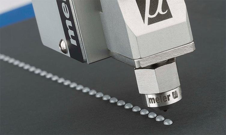 Sistemi per l'applicazione di adesivi