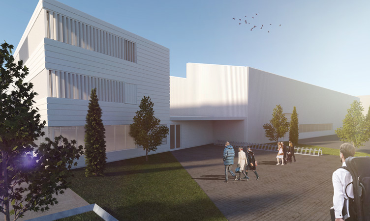Nouveau siège de Focke Meler: bientôt une réalité