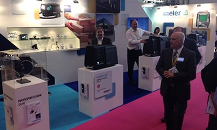 We presented at the PPMA'14 show