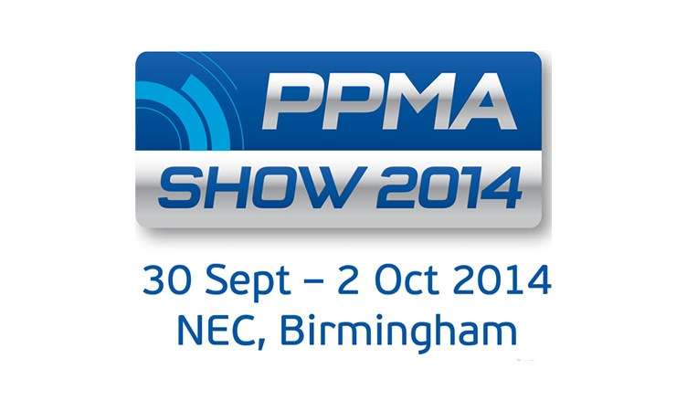 We will be at the PPMA'14 Show