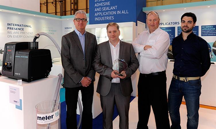 ADSOL wins the Customer Service Award 2015