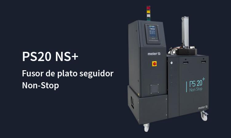 PS20NS+, la renovación 4.0 de un fusor estrella