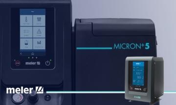 Il controller per tratti colla StarBI di Meler viene integrato nel fusore Micron+
