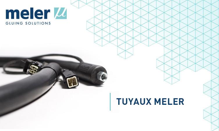 La gamme de tuyaux Meler offre plus de choix pour mieux s'adapter à vos besoins