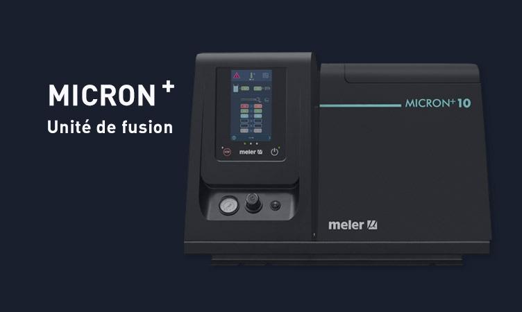 Une nouvelle ère est née grâce à l'unité de fusion de l'Industrie 4.0: Micron +